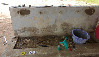 Reparación de los grifos