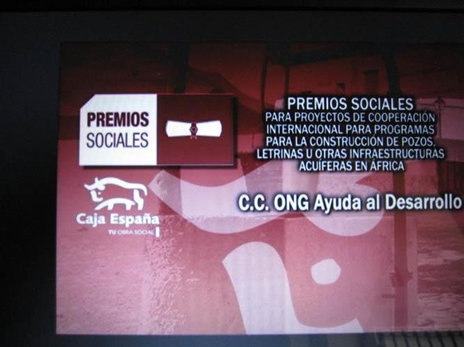 Premio Social Caja España