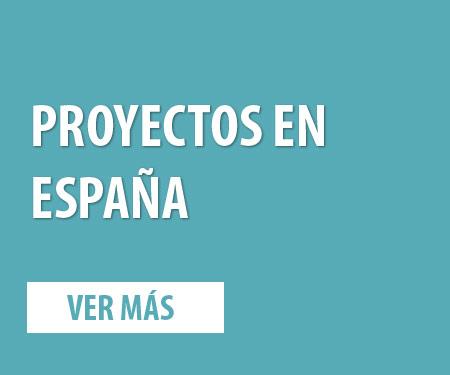 proyectos en España